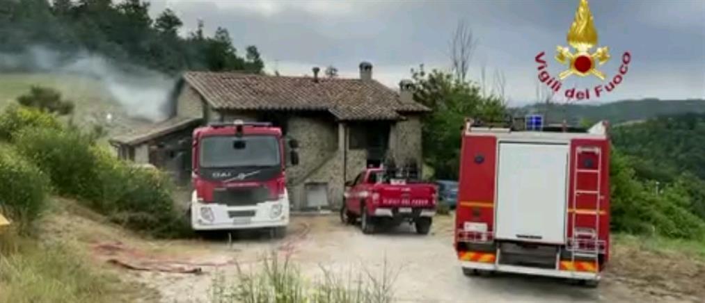 Ιταλία: Φονική έκρηξη σε σπίτι (βίντεο)