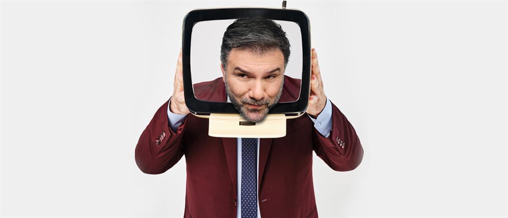 """""""The 2night Show"""": Επιστρέφει ο Γρηγόρης Αρναούτογλου"""