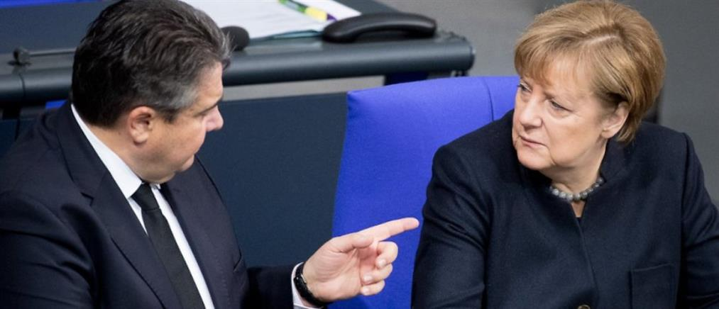 Γκάμπριελ: η Γερμανία πρέπει να κάνει τα πάντα για να παραμείνει η Ελλάδα στο ευρώ
