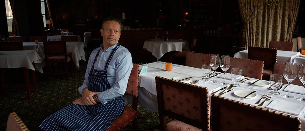 Κορονοϊός - Βέλγιο: Κλείνουν όλα τα εστιατόρια και τα καφέ