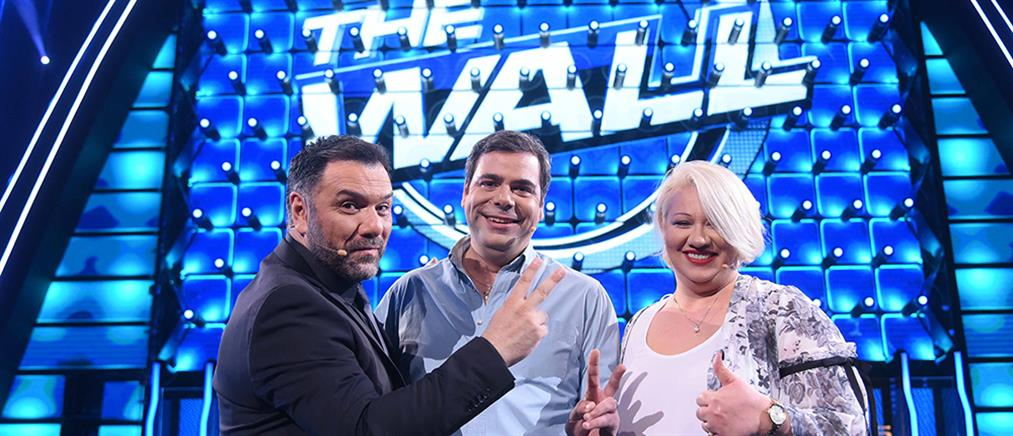 The Wall:  Απόψε η μεγάλη πρεμιέρα στον ΑΝΤ1!