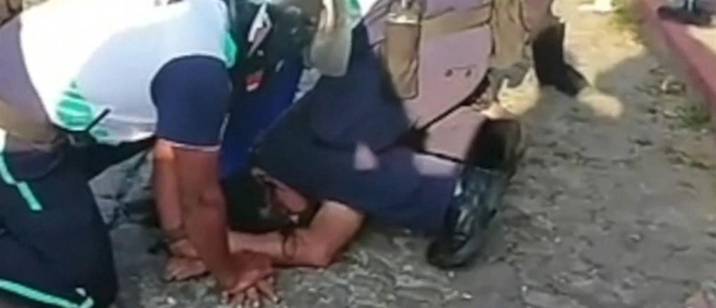 Αστυνομικοί ξυλοκόπησαν άστεγο μέχρι θανάτου (βίντεο)