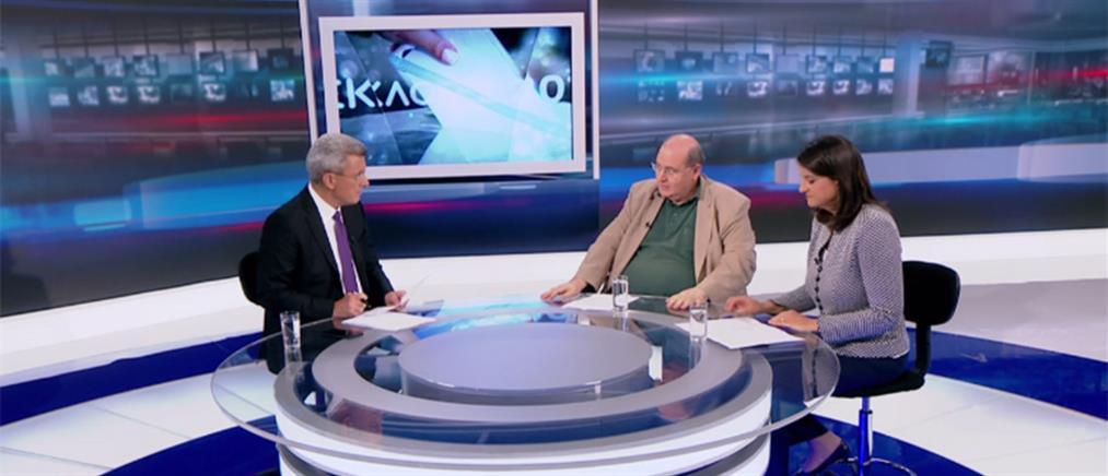 Το debate Φίλη - Κεραμέως στον ΑΝΤ1