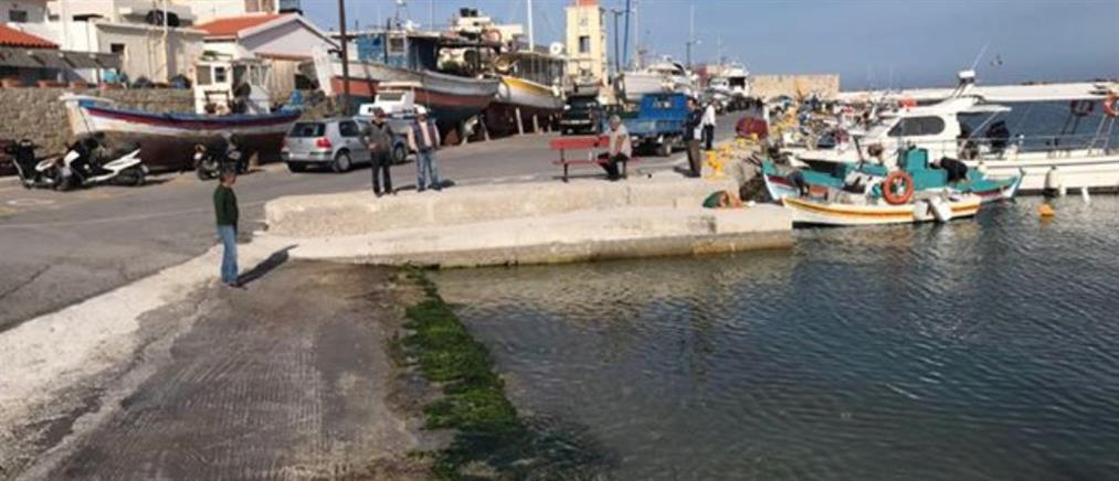 Συνεχείς σεισμοί και τσουνάμι στην Κρήτη