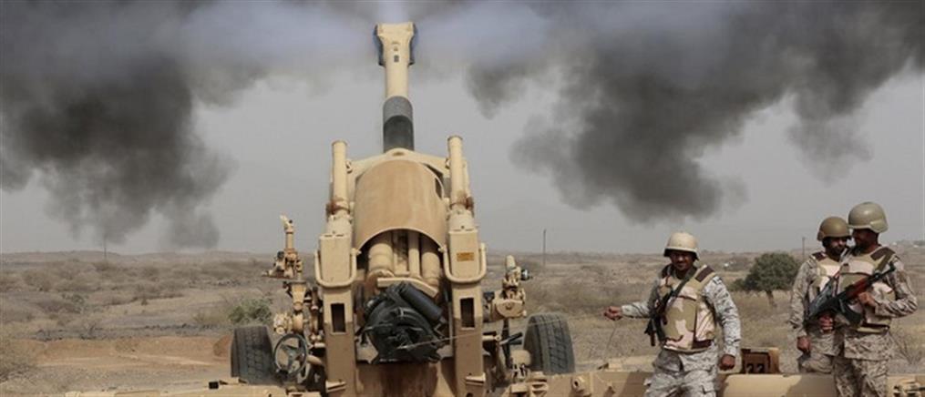 Νέα αναχαίτιση πυραύλων πάνω από την πρωτεύουσα της Σαουδικής Αραβίας