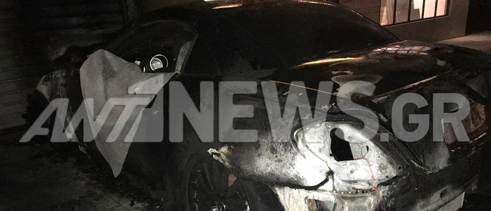 Νέα εμπρηστική επίθεση σε αυτοκίνητο (εικόνες)