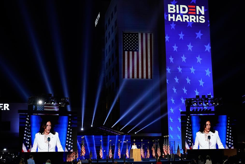 AP - Κάμαλα Χάρις - εκλογές - ΗΠΑ