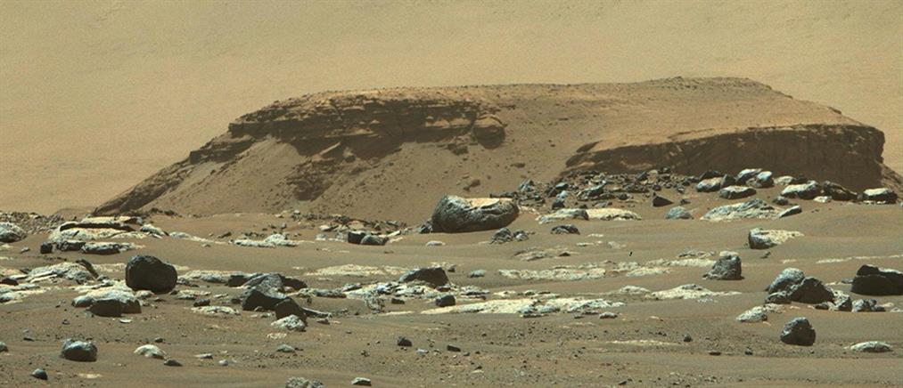 NASA: Το Perseverance κινείται μέσα σε αρχαία λίμνη του Άρη