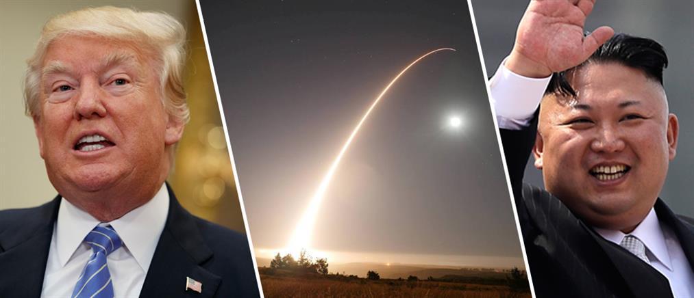 Με διηπειρωτικό πύραυλο απειλούν οι ΗΠΑ τη Βόρεια Κορέα (βίντεο)
