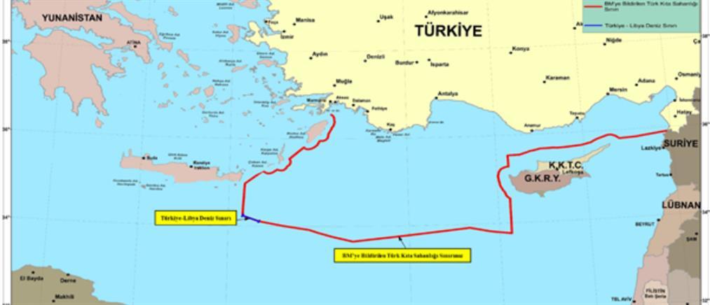 """Τουρκία: με """"Γαλάζια Πατρίδα"""" και """"Oruc Reis"""" η διπλή πρόκληση (χάρτες)"""