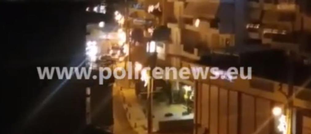 """Συναγερμός για """"ύποπτο"""" δέμα έξω από το δημαρχείο στο Μενίδι"""