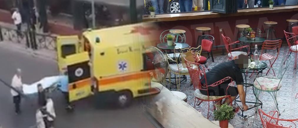 Εξιχνιάστηκε η δολοφονία σε καφετέρια στο Περιστέρι