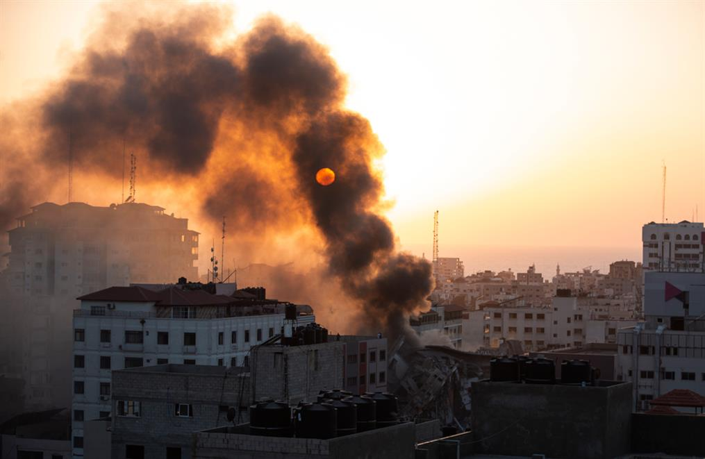 Ισραήλ - λωρίδα της Γάζας - πύραυλοι - επιθέσεις