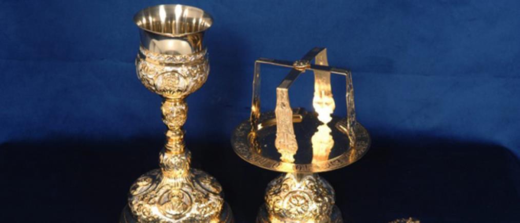 Ιερόσυλος είχε «ρημάξει» εκκλησίες στις Σέρρες