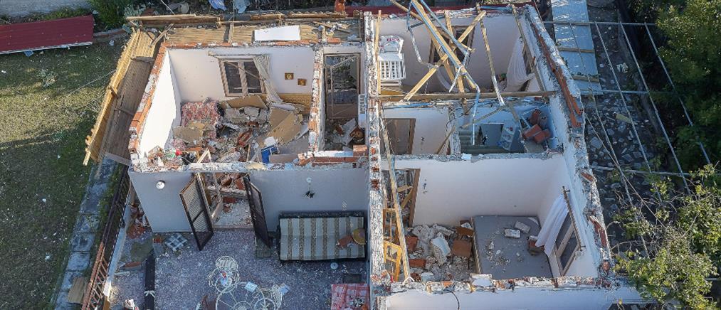 Εντυπωσιάζει ο απολογισμός της καταστροφής από την καταιγίδα στην Χαλκιδική