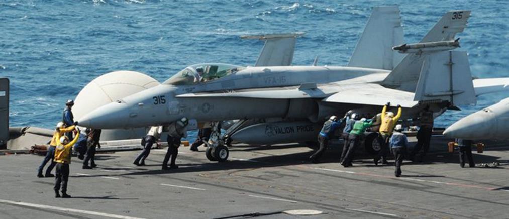 Οι Αμερικανοί βομβαρδίζουν και πάλι το Ιράκ
