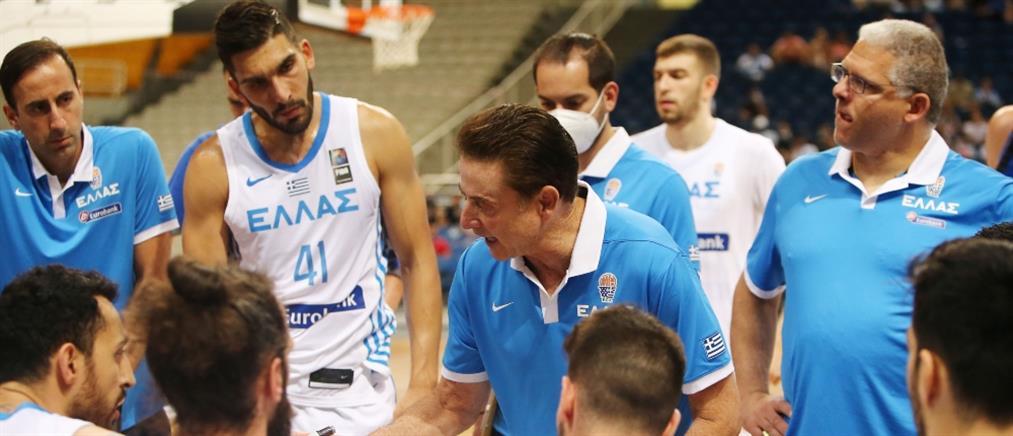 Πιτίνο – Εθνική μπάσκετ: είμαστε έτοιμοι για το Προολυμπιακό