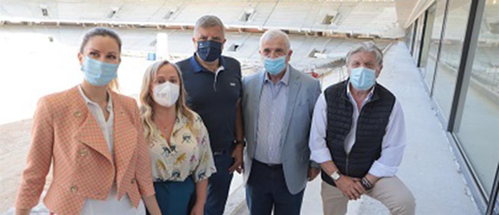 ΑΕΚ – Μελισσανίδης: Έχουμε φτάσει στην τελική ευθεία για το γήπεδο