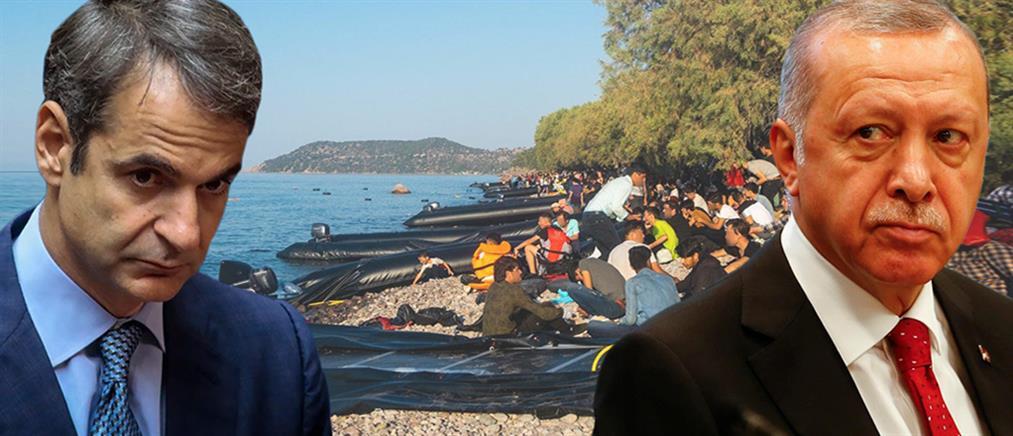 Τουρκικό ΥΠΕΞ: Αβάσιμες και ατυχείς οι δηλώσεις Μητσοτάκη για το μεταναστευτικό