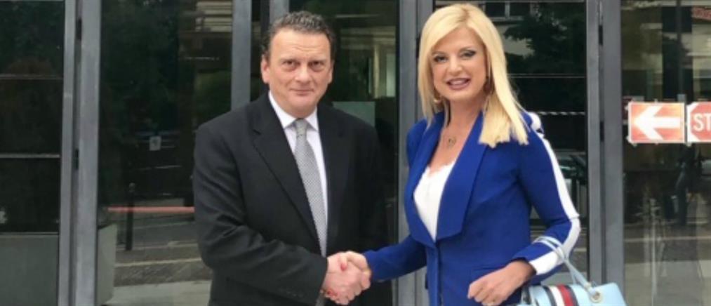 """Μαρίνα Πατούλη: υποψήφια δημοτική σύμβουλος με """"αντάρτη"""" της ΝΔ"""