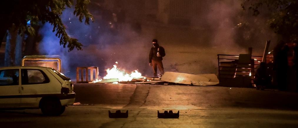 Επεισόδια με συλλήψεις στο κέντρο της Αθήνας