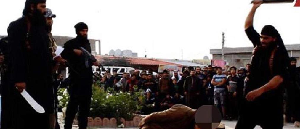 Αποκεφάλισε «μάγο» το Ισλαμικό Κράτος