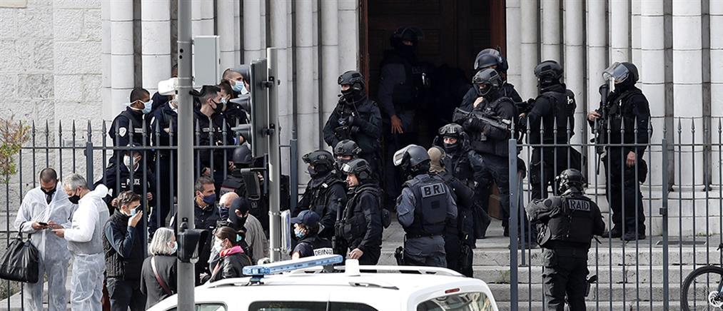 Γαλλία: Χειροπέδες σε ύποπτο συνεργό για την τρομοκρατική επίθεση