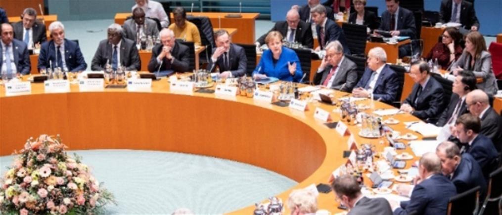 """""""Περιεκτική συμφωνία"""" στο Βερολίνο για τη Λιβύη"""
