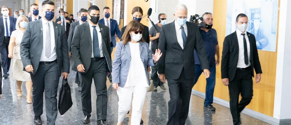 Κύπρος: παρέμβαση Σακελλαροπούλου για τους αγνοούμενους