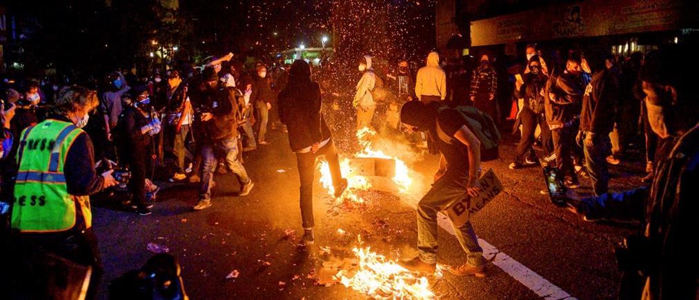 Αιματηρές ταραχές στις ΗΠΑ για τον θάνατο του Τζορτζ Φλόιντ (βίντεο)
