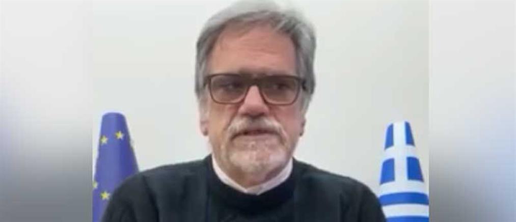 Κορονοϊός: ξανά στο νοσοκομείο ο δήμαρχος Αγίου Νικολάου