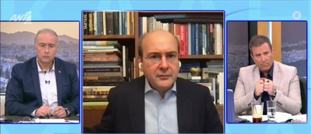 Χατζηδάκης στον ΑΝΤ1: Το εργασιακό νομοσχέδιο δεν καταργεί το 8ωρο (βίντεο)