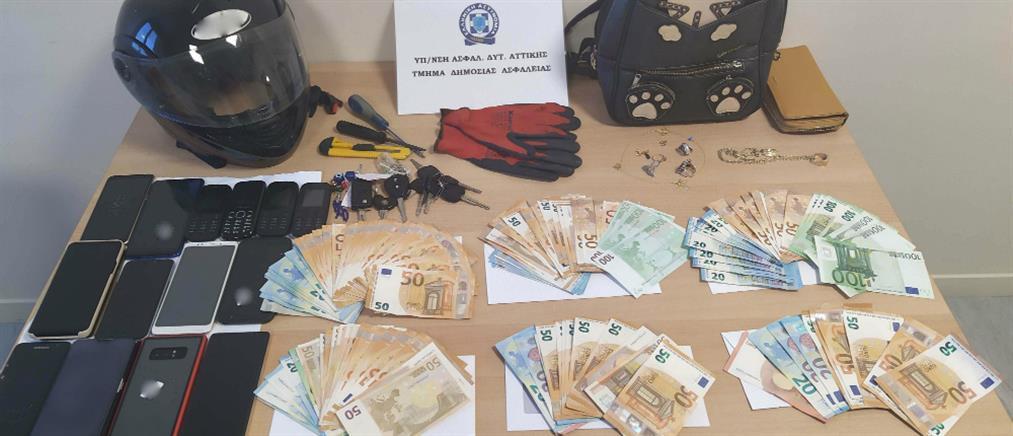 """Ληστές έστηναν καρτέρι σε τράπεζες και """"χτυπούσαν"""" άτομα που έκαναν αναλήψεις (εικόνες)"""