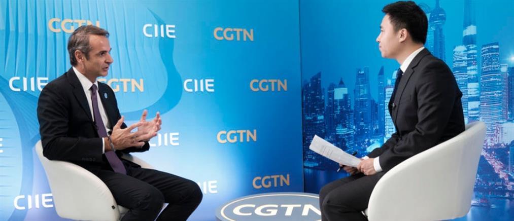 Μητσοτάκης: Η Ελλάδα είναι ανοιχτή στις επενδύσεις