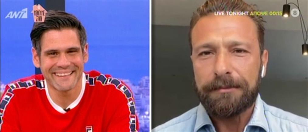 Γιάννης Μαρακάκης: Εγκλωβίστηκα πέντε μέρες στο μαιευτήριο (βίντεο)