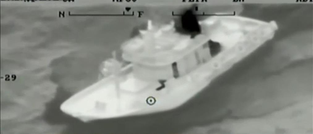 Αποκλειστικά στον ΑΝΤ1 οι ναυτικοί που μετέφεραν 1,3 τόνους χασίς στην Κρήτη (βίντεο)