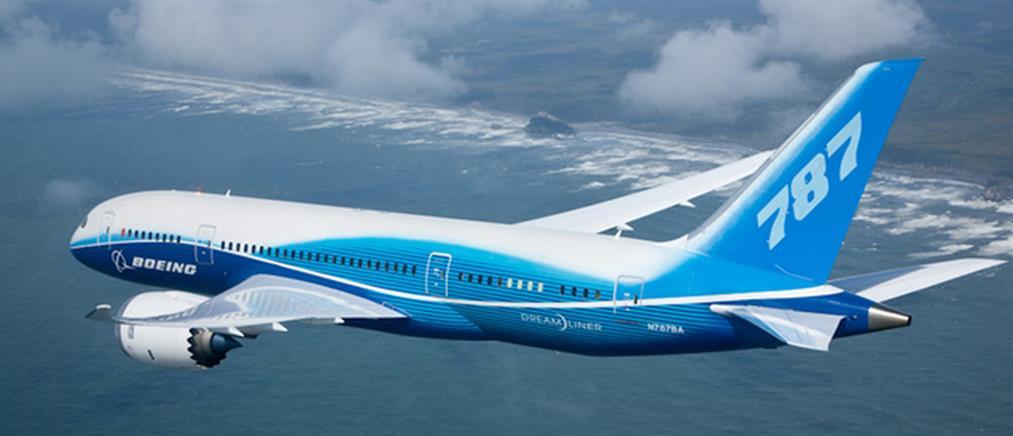 Boeing 787 Dreamliner: Νέο πρόβλημα εντόπισε η FAA