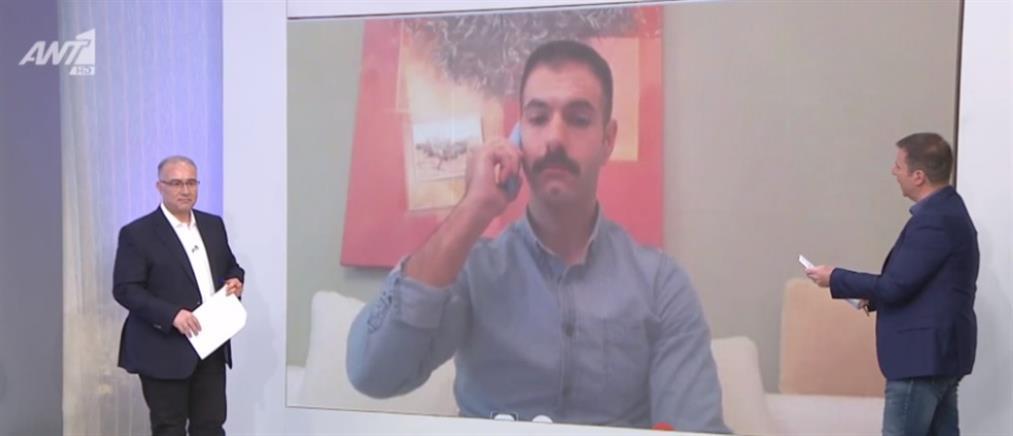 Ο Γιώργος Καρκάς στον ΑΝΤ1 για την έφεση της Εισαγγελέως