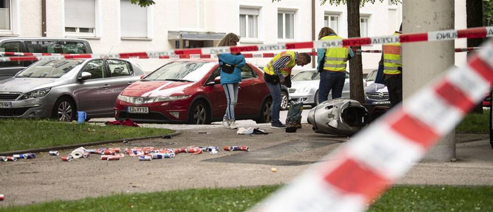 Γερμανία: Βαν έπεσε πάνω σε πεζούς (εικόνες)