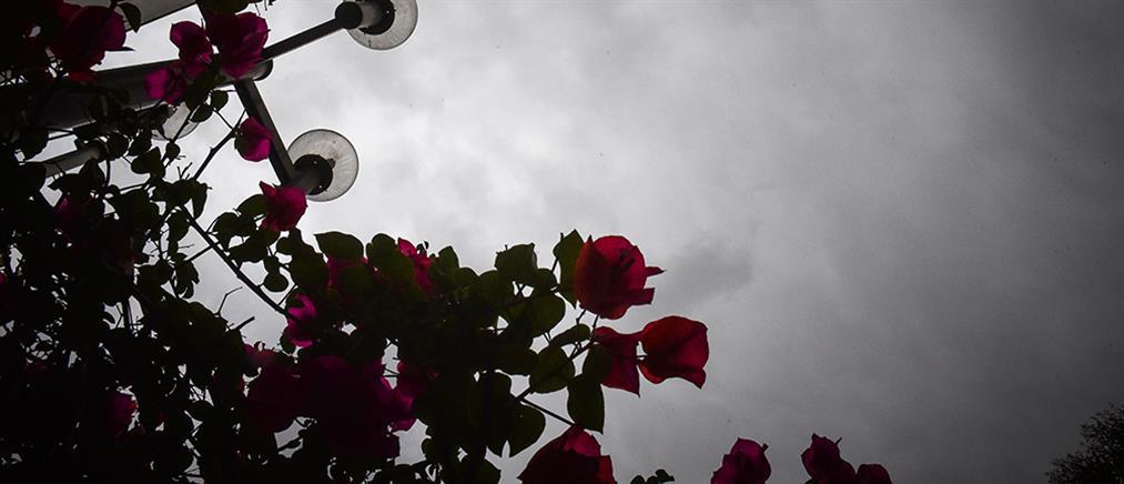 Καιρός: Πρωταπριλιά με συννεφιές και βοριάδες