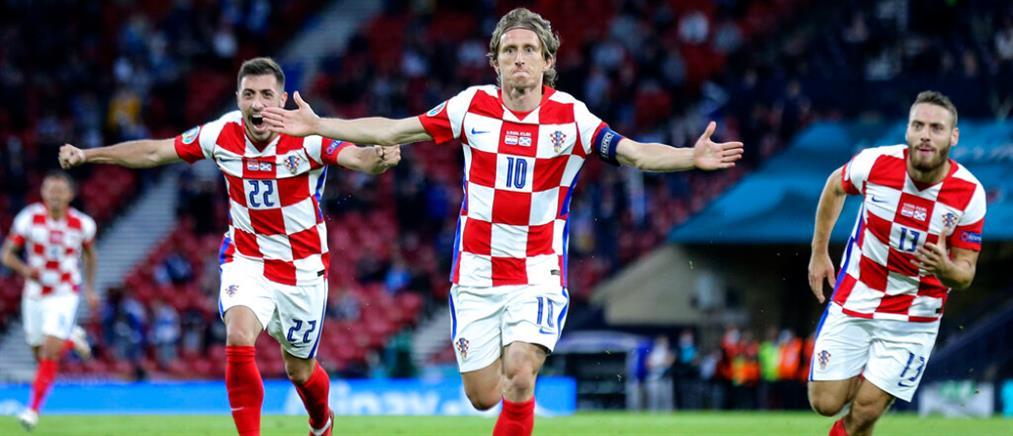 Euro 2020 – Κροατία: μεγάλη απώλεια λόγω κορονοϊού