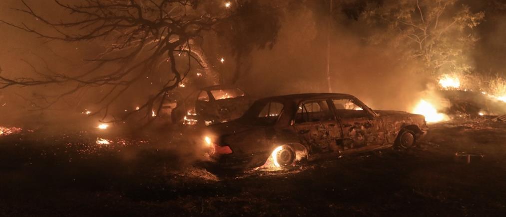 Φωτιά στη Βαρυμπόμπη: Παρέμβαση της Εισαγγελίας Πρωτοδικών