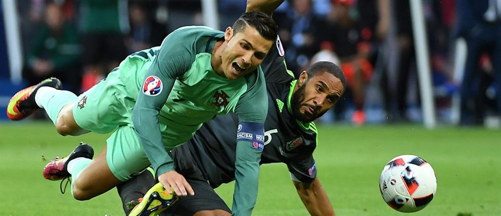 """Euro 2016: Ο Ρονάλντο """"έπιασε"""" στην κορυφή τον Πλατινί"""
