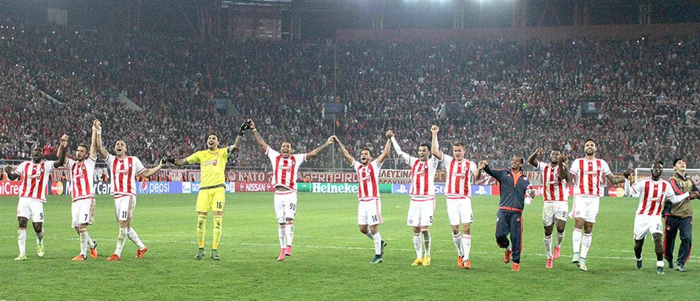 Champions League: πέρασαν 4 χρόνια από την τελευταία νίκη ελληνικής ομάδας!