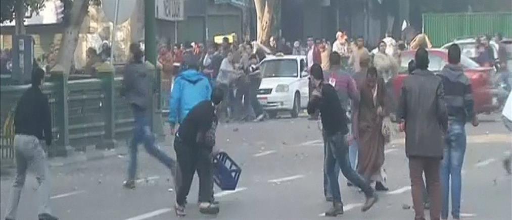 Θέατρο συγκρούσεων παραμένει η Αίγυπτος
