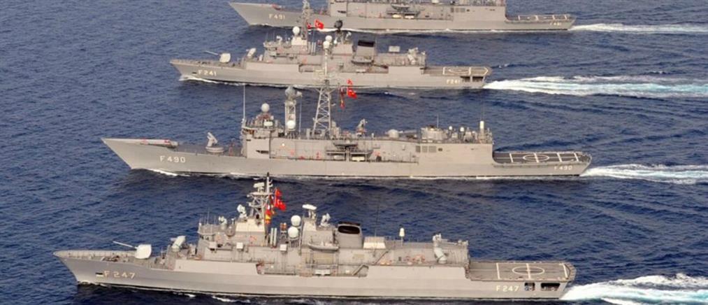 Μεγάλη ναυτική βάση στα Κατεχόμενα σχεδιάζει η Τουρκία