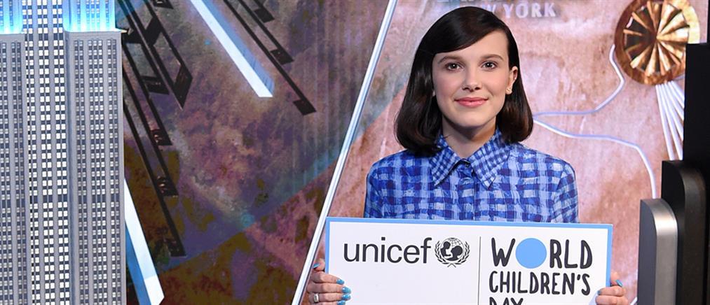 Ποια είναι η 14χρονη που έγινε η νεότερη πρέσβειρα της UNICEF (εικόνες)