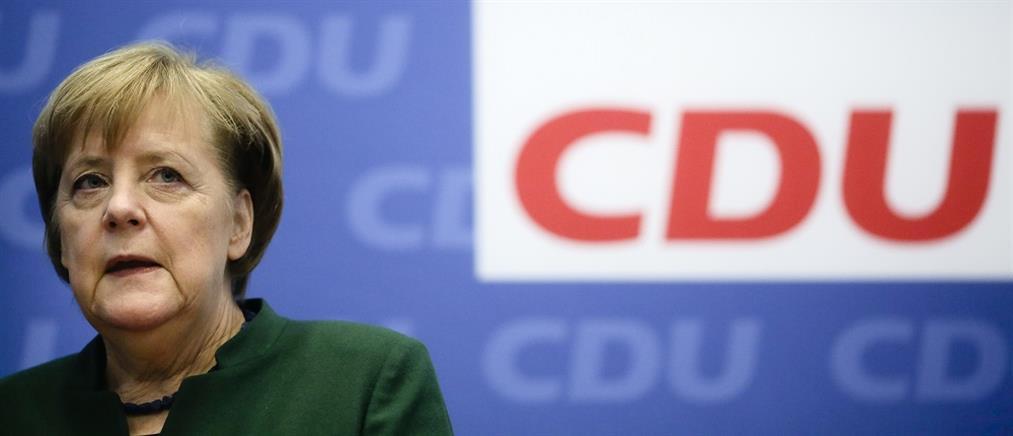 Συγκρατημένη αισιοδοξία της Μέρκελ για τον κυβερνητικό συνασπισμό
