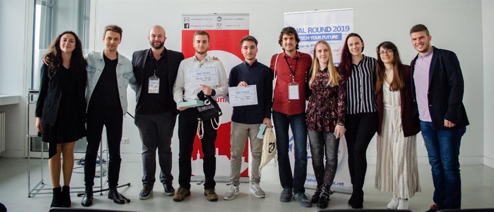 """EESTech Challenge 2019"": Έλληνες οι νικητές του διαγωνισμού"