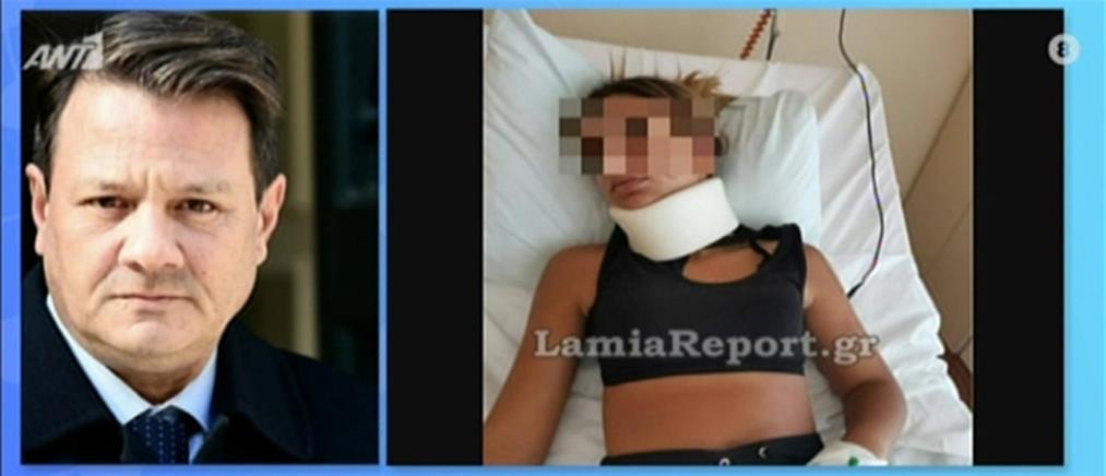 Λύτρας στον ΑΝΤ1: οι 17χρονες χτυπούσαν την ανήλικη επί 15 λεπτά (βίντεο)